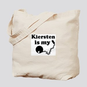 Kiersten (ball and chain) Tote Bag