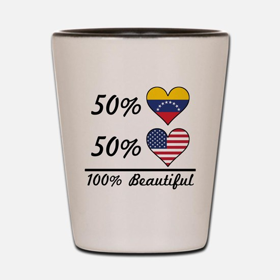 50% Venezuelan 50% American 100% Beautiful Shot Gl