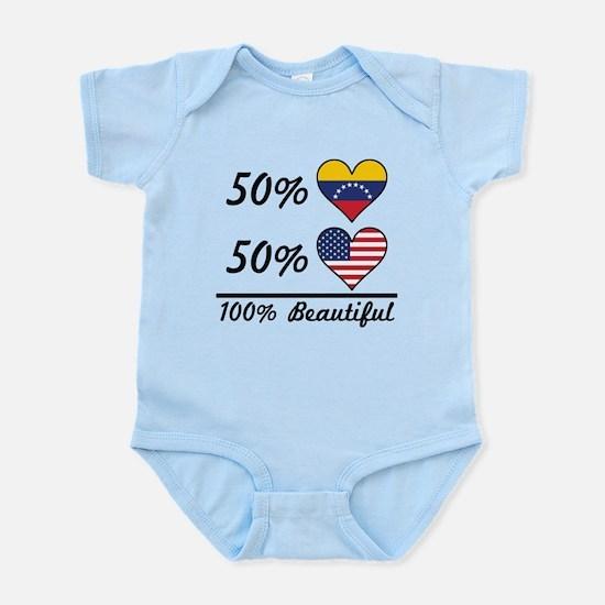 50% Venezuelan 50% American 100% Beautiful Body Su