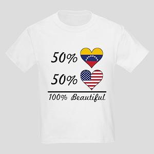 50% Venezuelan 50% American 100% Beautiful T-Shirt