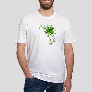 Irish Keepsake Fitted T-Shirt