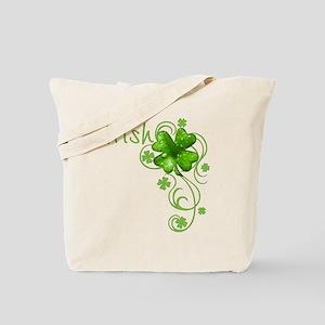 Irish Keepsake Tote Bag