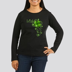 Irish Keepsake Women's Long Sleeve Dark T-Shirt