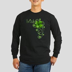 Irish Keepsake Long Sleeve Dark T-Shirt