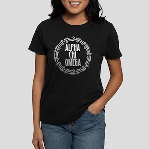 Alpha Chi Omega Arrows Women's Classic T-Shirt