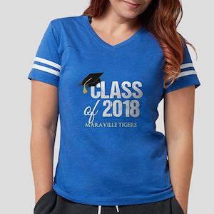 Class of 2018 Custom Womens Football Shirt