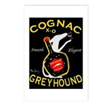 Greyhound Cognac Postcards (Package of 8)