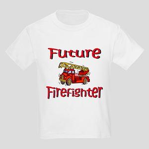 Future Firefighter Kids Light T-Shirt
