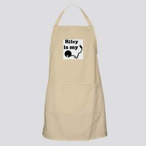 Riley (ball and chain) BBQ Apron