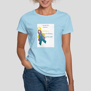 Speak Out Women's Light T-Shirt