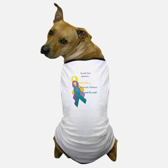 Speak Out Dog T-Shirt
