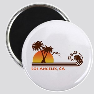 Los Angeles, CA Magnet