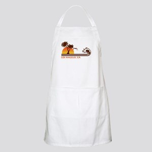 Los Angeles, CA BBQ Apron