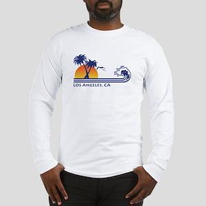 Los Angeles, CA Long Sleeve T-Shirt