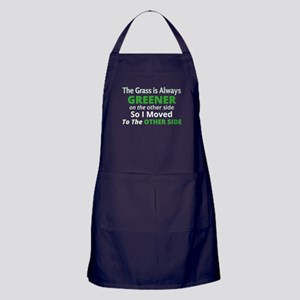 The Grass is Always Greener on the Ot Apron (dark)