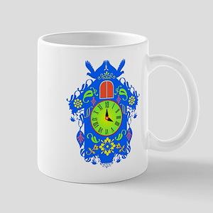 Cuckoo clock Mugs