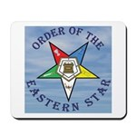 OES Star in the clouds Mousepad