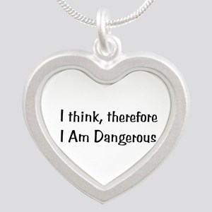 Dangerous Thinker Necklaces