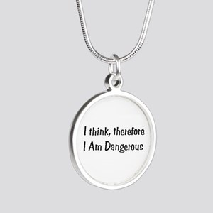 Dangerous Thinker Necklaces