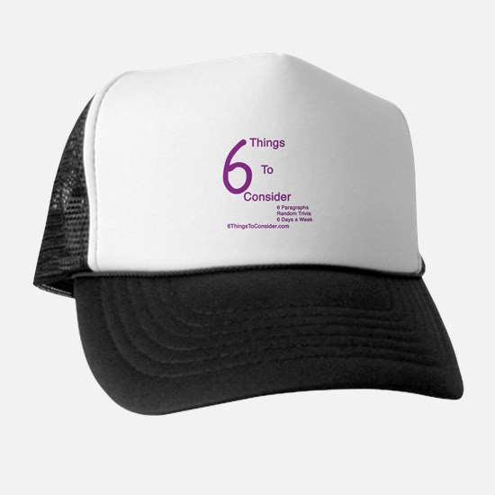 6 Things to Consider Trucker Hat
