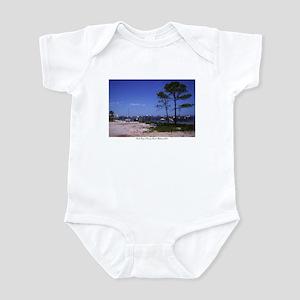 Alabama Beaches Infant Bodysuit