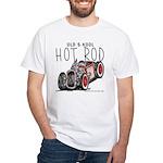 OLD S-KOOL White T-Shirt