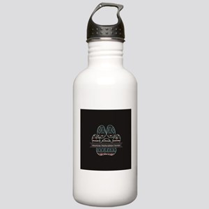 American Staffordshire Stainless Water Bottle 1.0L