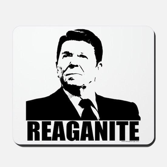 "Ronald Reagan ""Reaganite"" Mousepad"