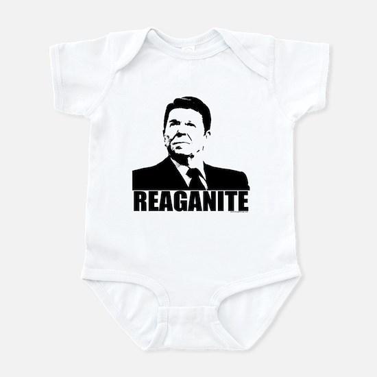 """Ronald Reagan """"Reaganite"""" Infant Bodysuit"""