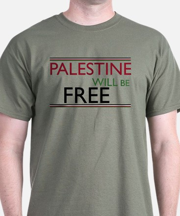 Palestine Will be Free T-Shirt