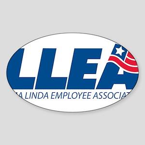 LLEA Logo Sticker