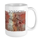 Aborigine Large Mugs (15 oz)