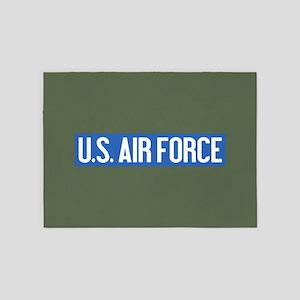 U.S. Air Force: Vintage (OG) 5'x7'Area Rug