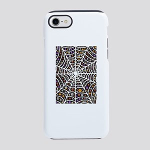 Web of Halloween iPhone 8/7 Tough Case