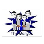 8 Mango Postcards