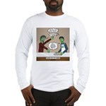 Cooking with the Zombies Long Sleeve T-Shirt