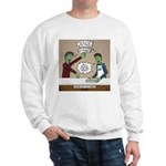 Cooking with the Zombies Sweatshirt