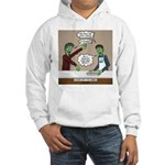 Cooking with the Zombies Hooded Sweatshirt