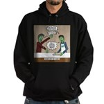 Cooking with the Zombies Hoodie (dark)
