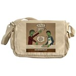 Cooking with the Zombies Messenger Bag