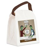 Cooking with the Zombies Canvas Lunch Bag