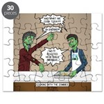 Cooking with the Zombies Puzzle