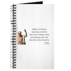 Socrates 16 Journal
