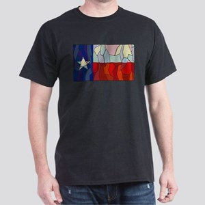 Texas Stained Glass Window T-Shirt