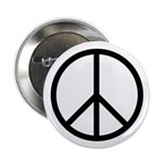 "Peace 2.25"" Button"