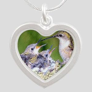 Baby Hummingbirds Necklaces