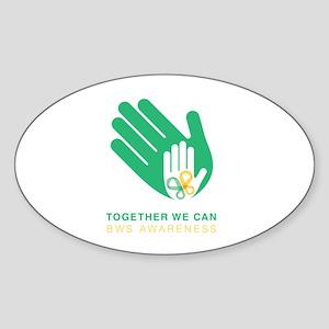 BWS Awareness 2018 Sticker