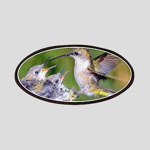 Baby Hummingbirds Patch