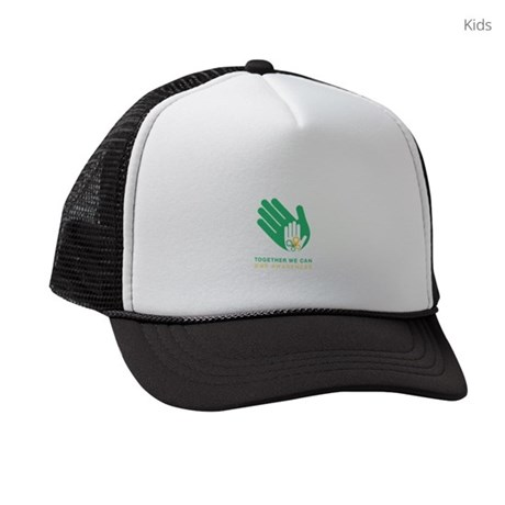 BWS Awareness 2018 Kids Trucker hat