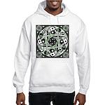 Celtic Stepping Stone Hooded Sweatshirt